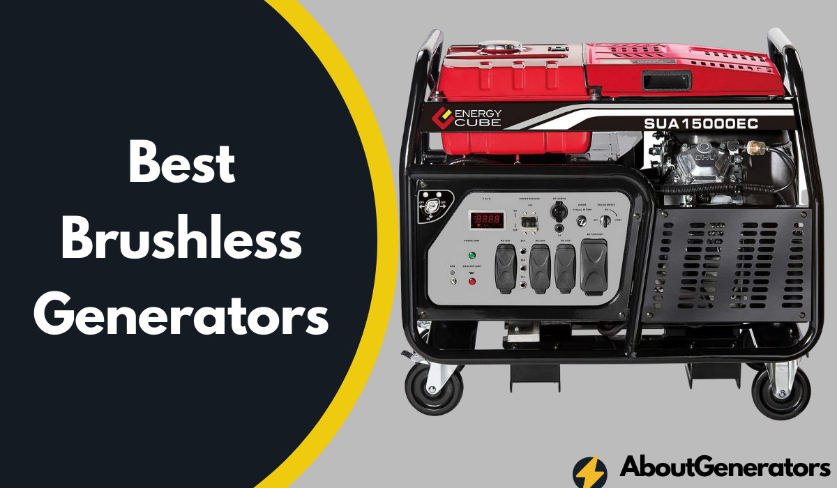 Best Brushless Generators