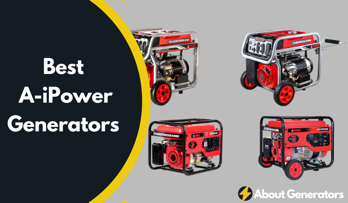 Best A-iPower Generators
