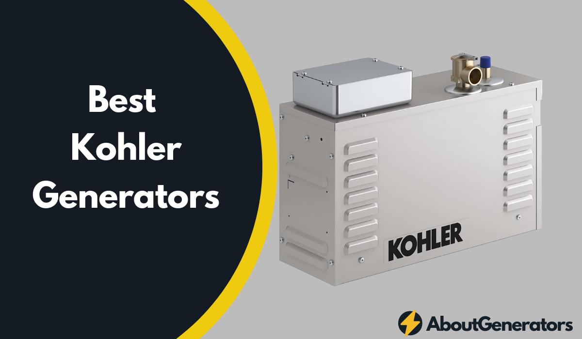 Best Kohler Generators