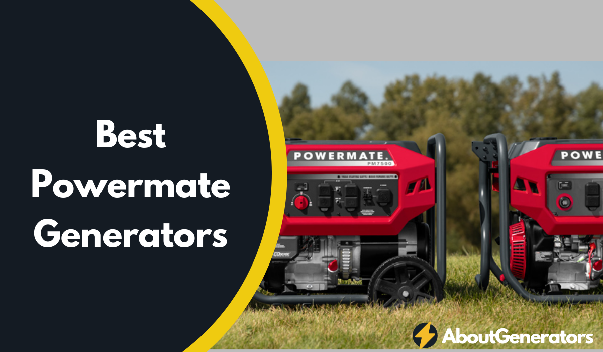 Best Powermate Generators