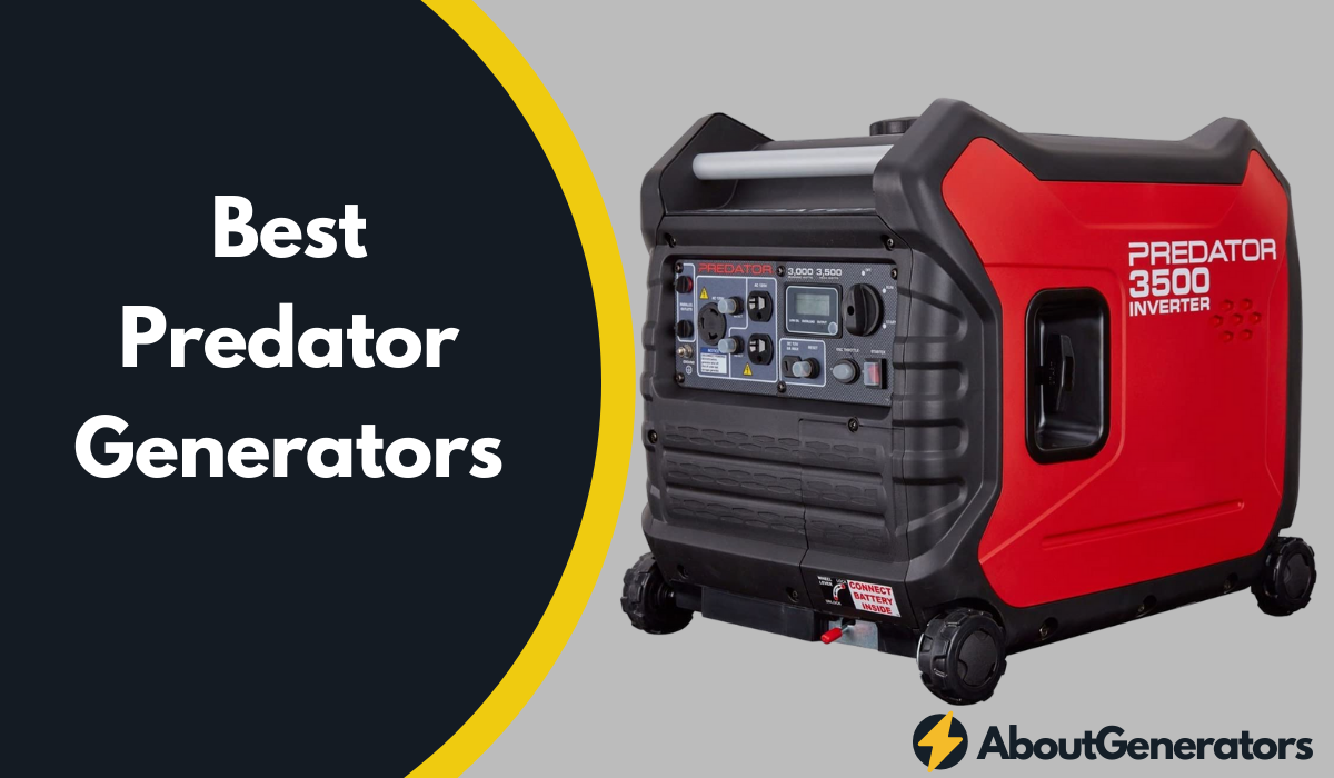 Best Predator Generators
