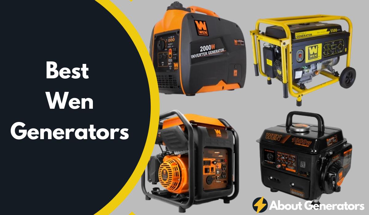 Best Wen Generators