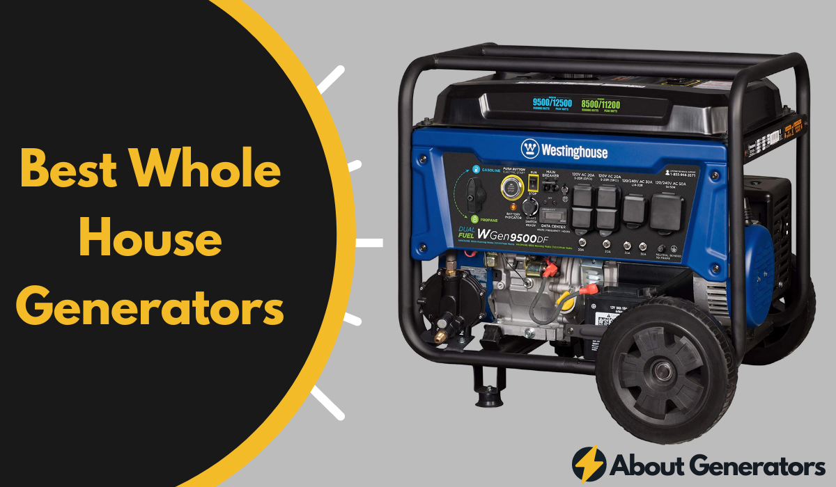 Best Whole House Generators