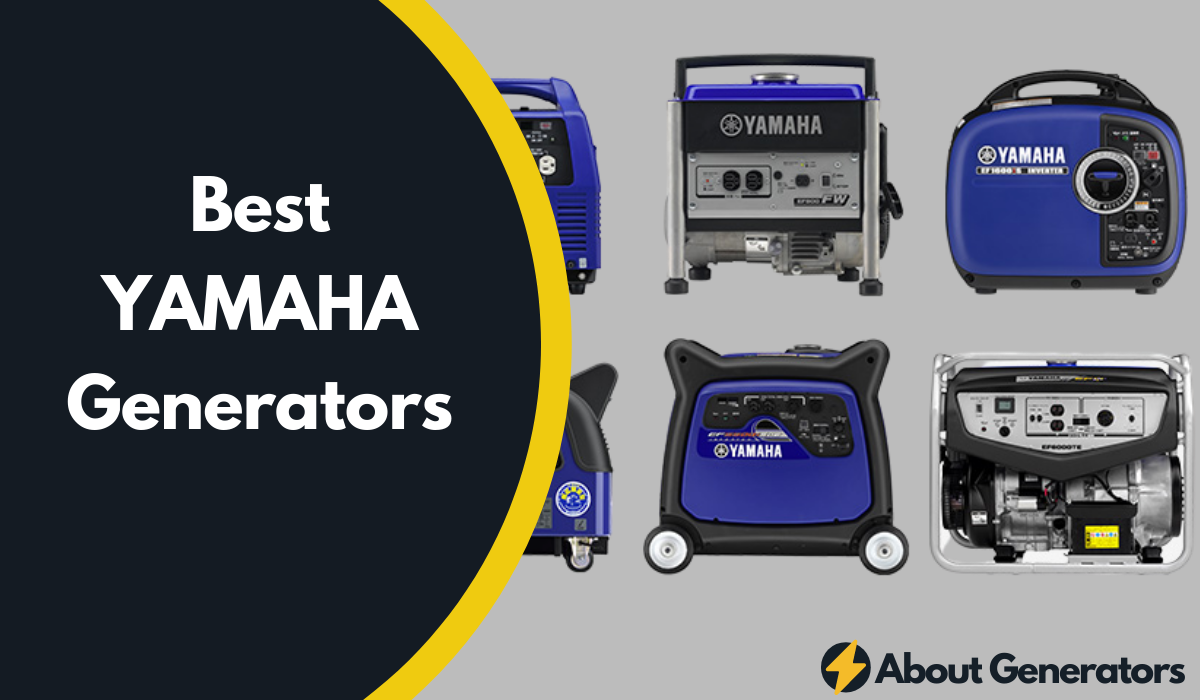 Best yamaha Generators